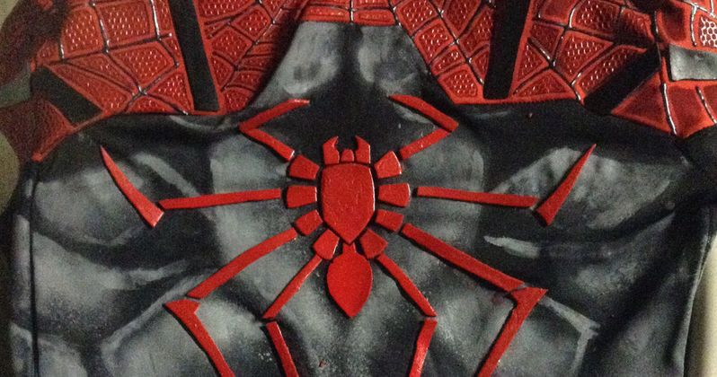 Marvel Teases New Spider-Man Costume?