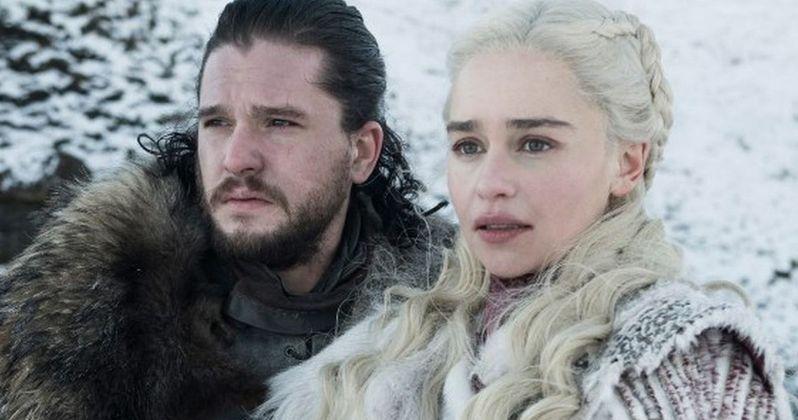 First Game of Thrones Season 8 Photos Prepare for an Epic Final Run