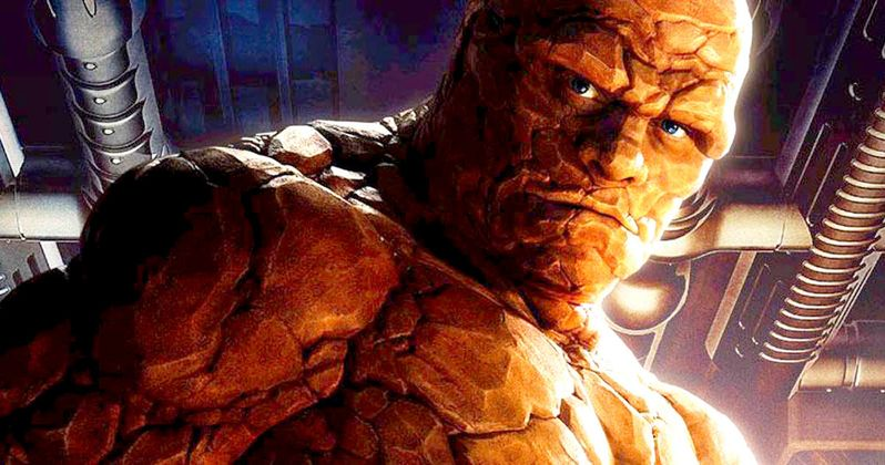 Fantastic Four: First Full Look at the Thing!