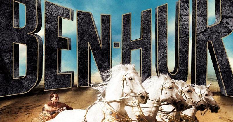 Ben-Hur Remake Begins Shooting in Rome