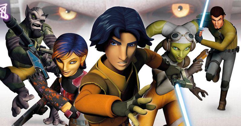 Star Wars Rebels Season 1 Now Streaming Free Online