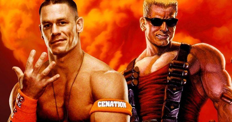 What's Happening with John Cena's Duke Nukem Movie?