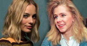 Margot Robbie Didn't Know Tonya Harding Movie Was a True Story