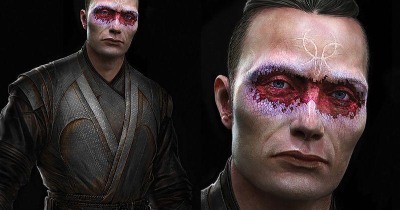 Doctor Strange Deleted Scenes Expose Villain Kaecilius
