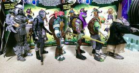 Playmates Toys Announces Teenage Mutant Ninja Turtles Movie Toy Line