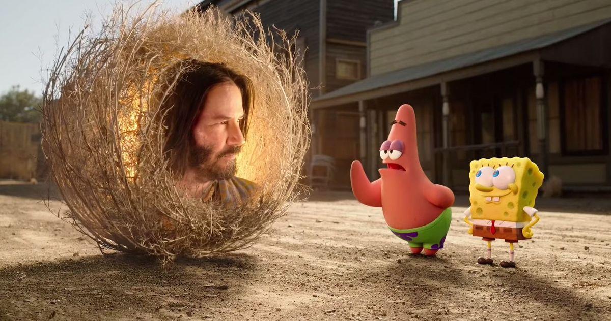 The Spongebob Movie Sponge On The Run Review