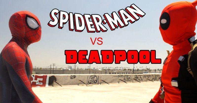 Nerd Alert: Spider-Man Vs Deadpool, Uber Goes Mad Max & More