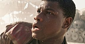 John Boyega Teases Shocking Star Wars 9 Scene with New Set Image