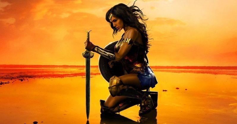 New Wonder Woman Poster: Kneel Before Princess Diana of Themyscira