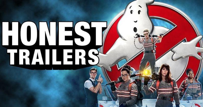Ghostbusters Reboot Honest Trailer Is Absolutely Brutal