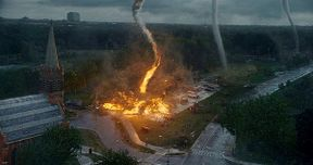 5 Into the Storm Photos Unleash an Onslaught of Tornadoes