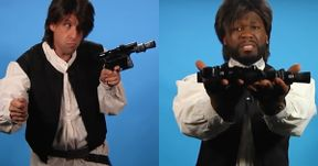 Watch Conan's Young Han Solo Auditions with 50 Cent, Adam Sandler & More