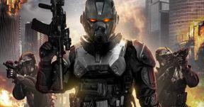 Defective Trailer Has Killer Robot Cops on the Attack