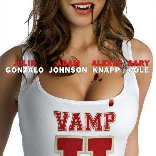 Vampires Invade College in Vamp U Trailer and Poster