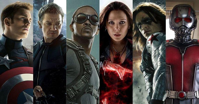 Iron Man & Captain America Civ...