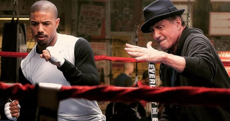 Stallone Returns as Rocky in Creed Trailer