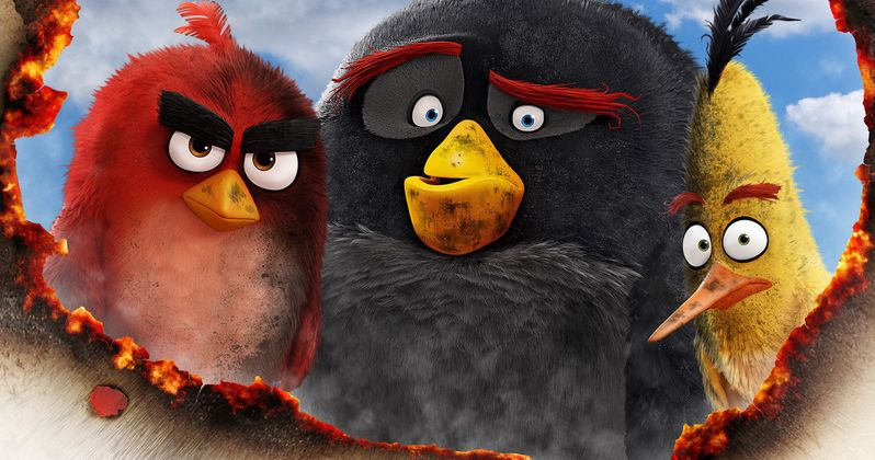Angry Birds Movie Trailer #3 Ignites an Epic Pig War