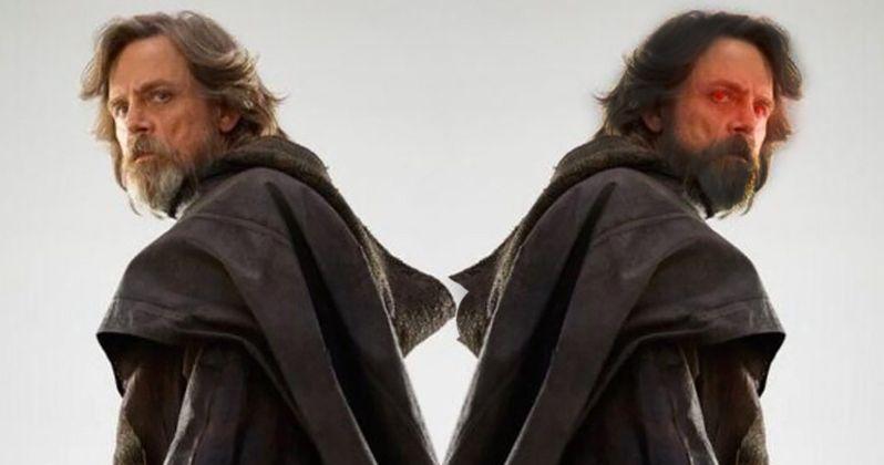 Mark Hamill Wanted Luke Skywalker's Evil Twin in The Last Jedi