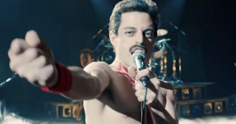 Rami Malek Is Done Doing Karaoke After Bohemian Rhapsody