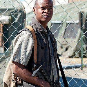 First Look at Larry Gilliard Jr. as Bob Stookey in The Walking Dead Season 4