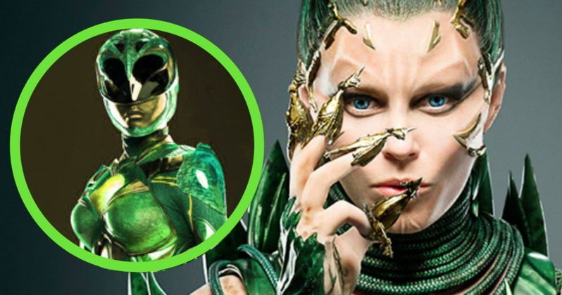 Is Rita Repulsa Actually the Green Ranger in Power Rangers?