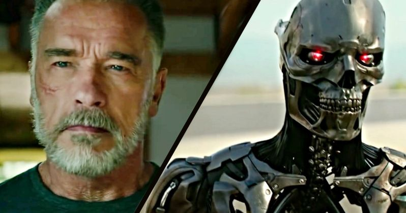 Terminator: Dark Fate Featurette Has More Schwarzenegger & New Action Footage