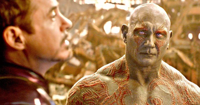 Infinity War Directors Deleted a Hilarious Guardians Scene