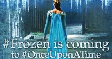 Frozen Is Coming to Once Upon a Time Season 4