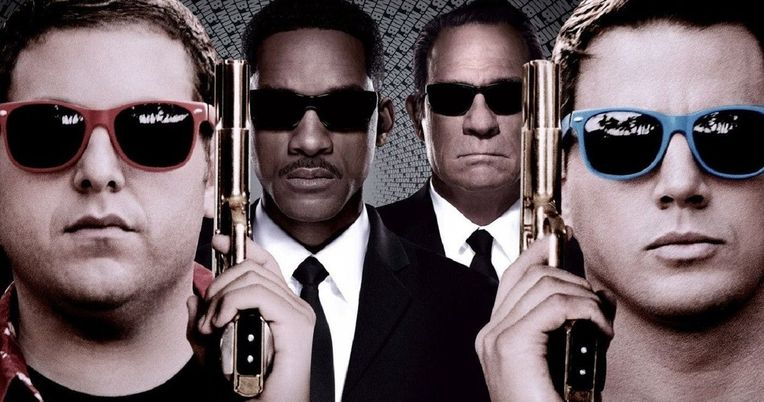 Jump Street / Men in Black Crossover Was Impossible, Won't Ever Happen