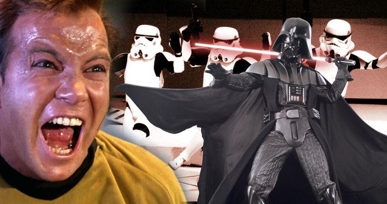 Star Wars Vs. Star Trek Dance Battle Ends Age Old Debate?