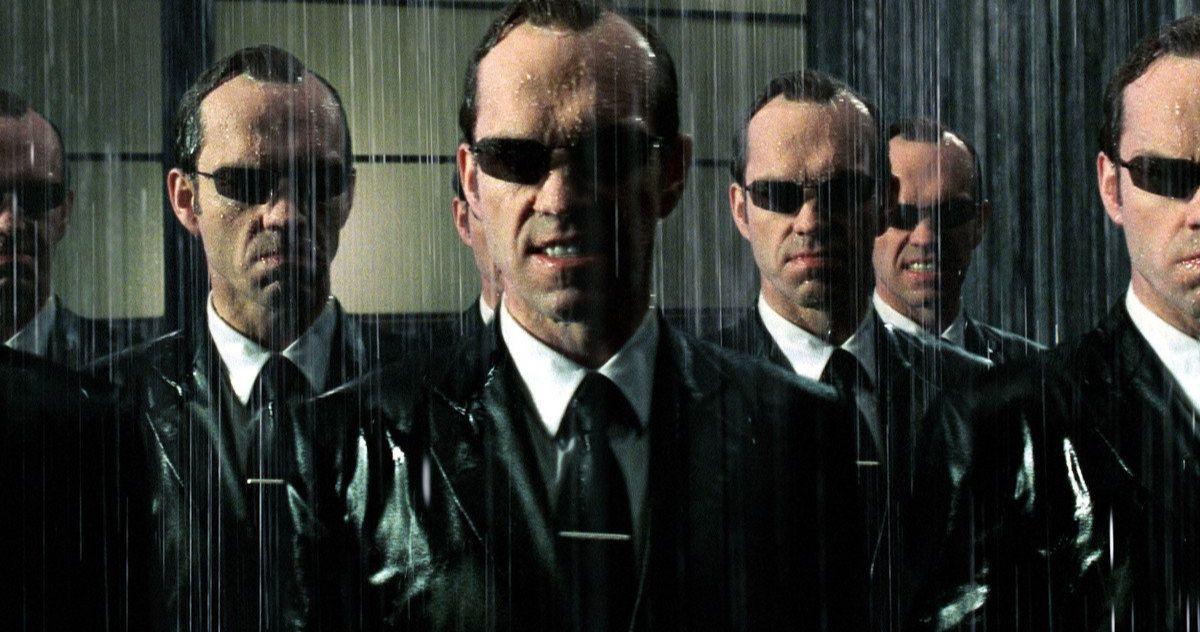 Hugo Weaving Won't Return as Agent Smith in The Matrix 4