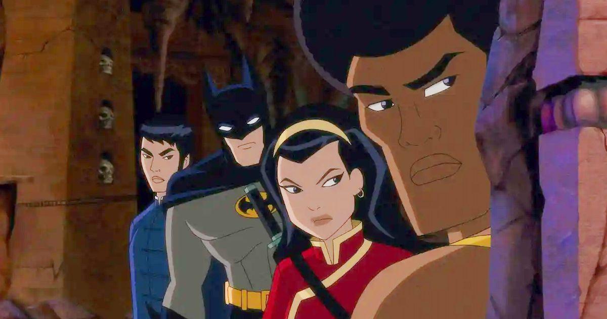 Обзор фильма «Бэтмен: Душа дракона»: приключение DC 70-х, вдохновленное Брюсом Ли и Джеймсом Бондом