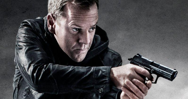 Kiefer Sutherland Won't Return as Jack Bauer in 24 Spinoff