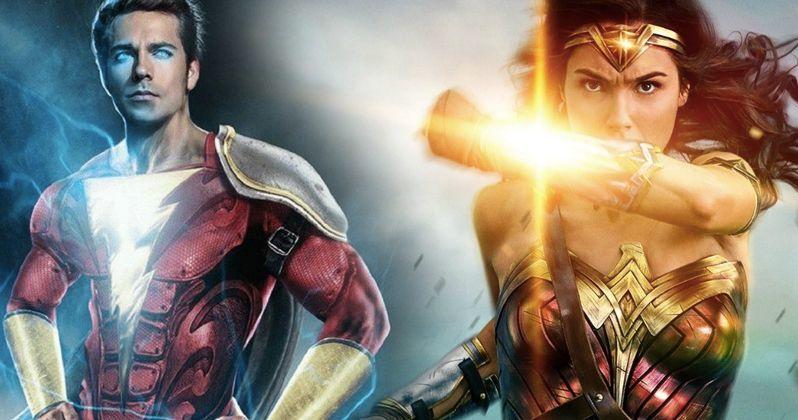 Zachary Levi Wants Shazam to Have a Wonder Woman Cameo