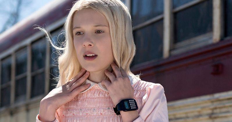 Eleven's Strange New Hairstyle in Stranger Things Season 2 Revealed
