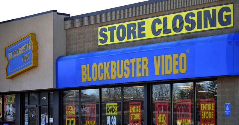 Last Blockbuster Video in Texas Closes Its Doors Forever