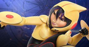Big Hero 6 Clips Introduce Wasabi, GoGo and Honey Lemon