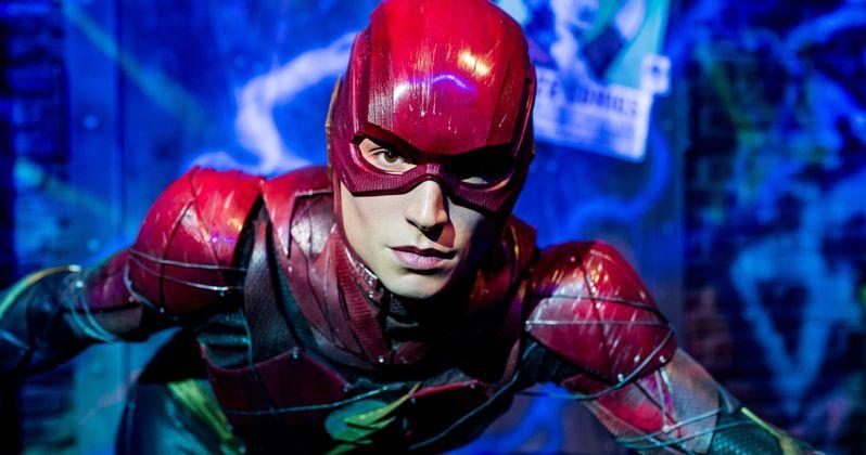 Ezra Miller Is Still Getting His Flash Standalone Movie?
