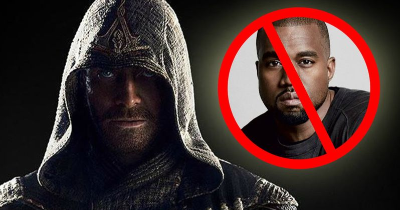 Is the Assassin's Creed Trailer Better Without Kanye West?