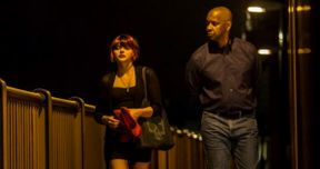 The Equalizer First Look Photos with Denzel Washington and Chloe Moretz