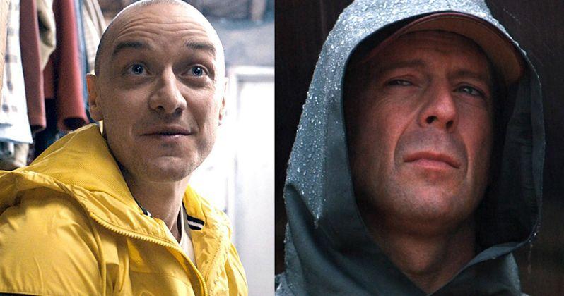 Is Shyamalan's Next Movie Split 2 or Unbreakable 2?