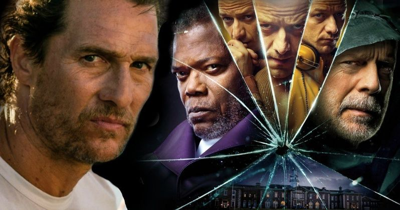 Glass Wins 2nd Weekend Box Office as Serenity Bombs Big Time