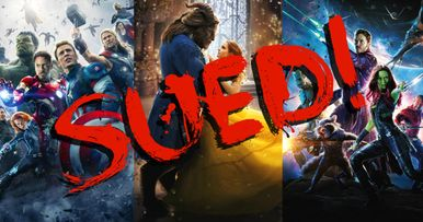 Disney Sued Over Avengers, Guardians & Beauty and the Beast VFX
