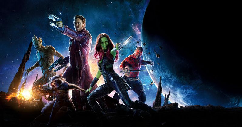 BOX OFFICE BEAT DOWN: Guardians of the Galaxy Wins with $94 Million