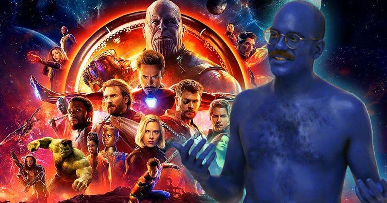 Infinity War Has a Hilarious Arrested Development Cameo