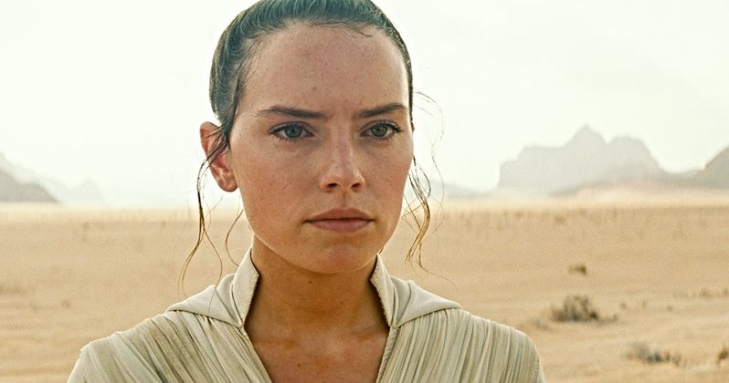 Are Rey's Parents Teased in The Rise of Skywalker Trailer?