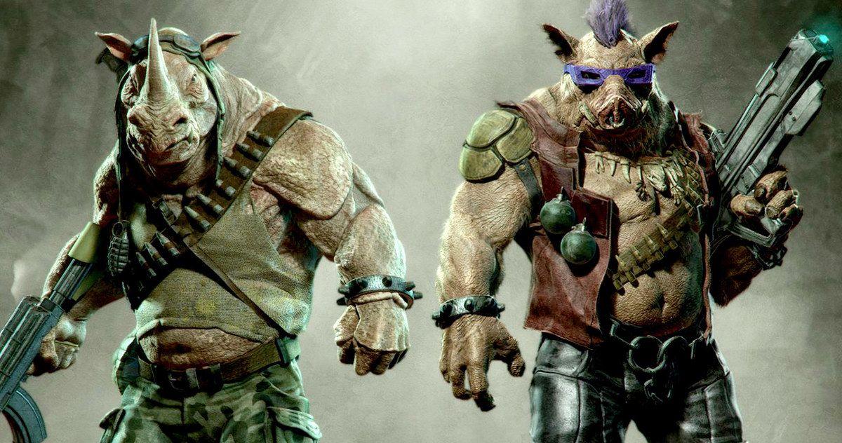 Ninja Turtles 2 Will Introduce Bebop And Rocksteady