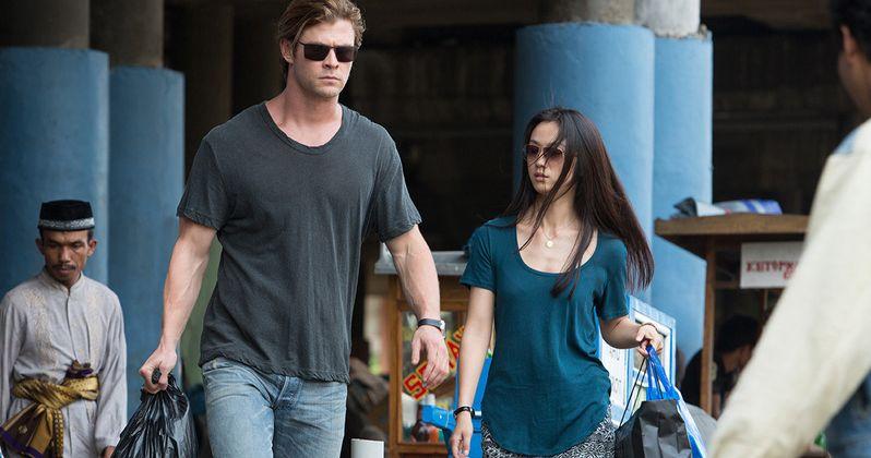 Second Blackhat Trailer Starring Chris Hemsworth