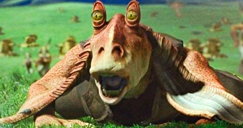 Why Is Jar Jar Binks Suddenly Trending on Twitter? Star Wars Fans Have No Clue