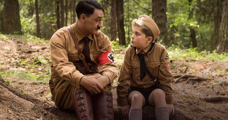 Jojo Rabbit Review: Taika Waititi's WWII Movie Is One of a Kind [Fantastic Fest 2019]